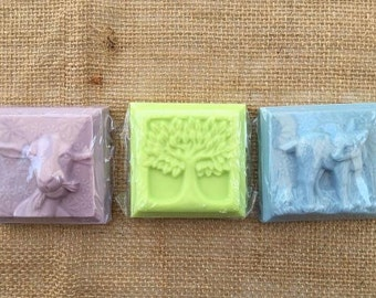 Hand & Custom made Goats Milk Soaps
