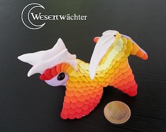 Handmade Dragon Yhilku