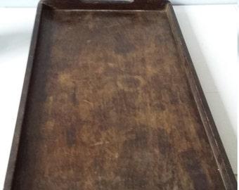 Apprentacice Made Wooden Tray