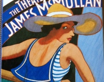 The Theater Posters of James McMullen, theater posters, New York theater, art photography