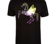 Unique Unicorn T Shirt Related Items Etsy
