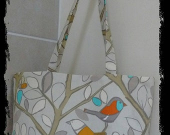 Birds and bees bag