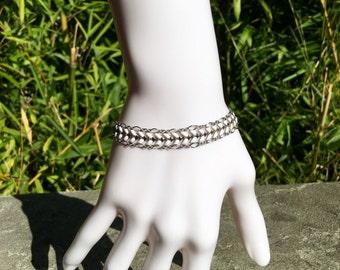 Multi-stranded bracelet