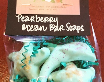 PearBerry Ocean Bar Soaps