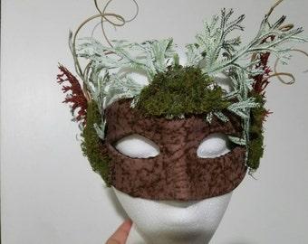 Wood Nymph Mask
