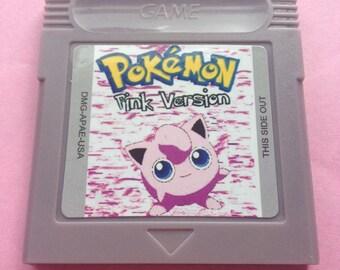 Pokemon Pink for Nintendo Gameboy