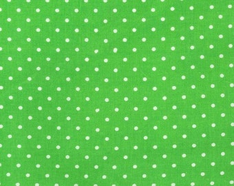 Michael Miller - Mint Pinhead Fabric