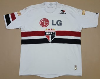 Vintage Sao Paolo FC D.ROSSI jersey