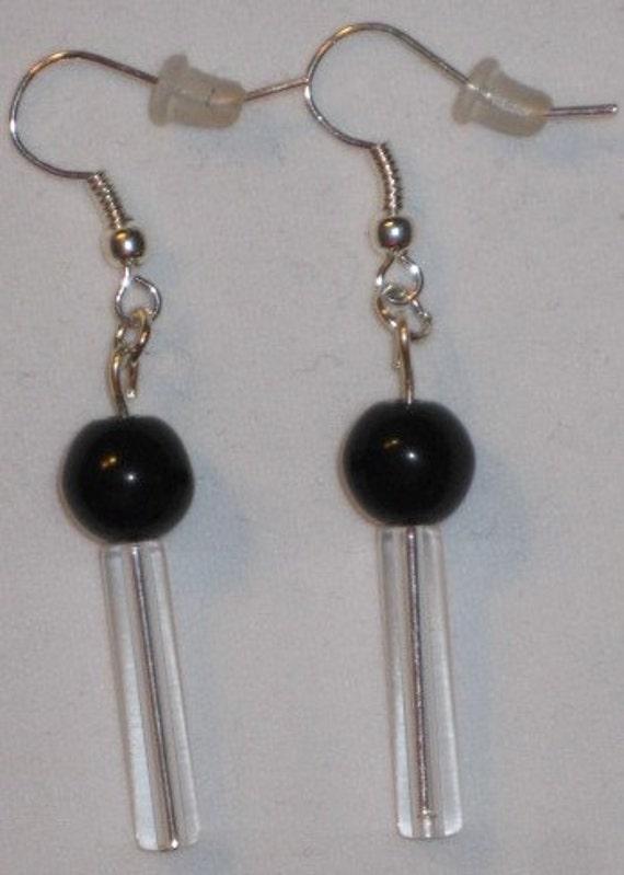 Black & Clear Vintage Plastic Bead Drop Earrings. Smithsonian Emerald. Trapiche Emerald Emerald. Diana Emerald. Aaa Emerald