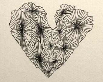 Print - Heart