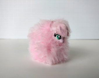 Fluffle Puff Mini Figurine