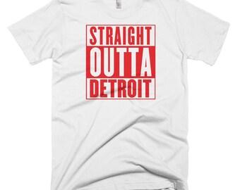 Compton T Shirt, Nwa, Nwa T Shirt, Men Urban Clothing, Urban Tees, Urban T Shirt, Outta T Shirt, Detroit T Shirt, Custom T Shirt, Hip Hop