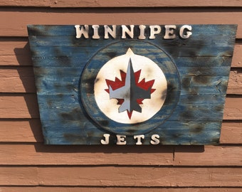 Winnipeg Jets Sign