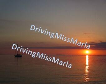 Key Largo Sunset Photo Picture