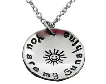 You Are My Sunshine (Fine Pewter)