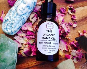 The Organic Mama Oil