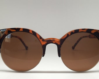 Women's Vintage Retro Cat Eye Sunglasses