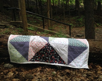 Trippy Quilt - Not Your Mama's Quilt