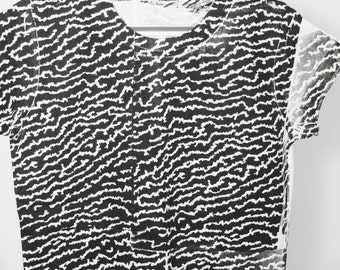 Composition-ful shirt
