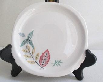 Vintage Walker China Plate