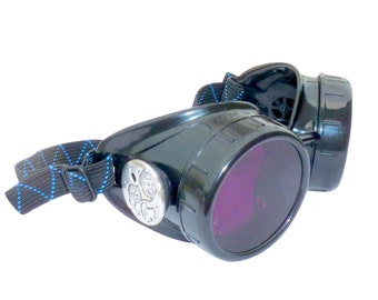 Wholesale price Steampunk goggles victorian glasses party novelty cyber punk costume accessory swp