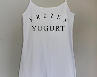 Frozen Yogurt Dress WHITE