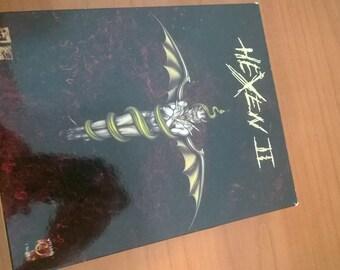 HEXEN II -PC cd rom