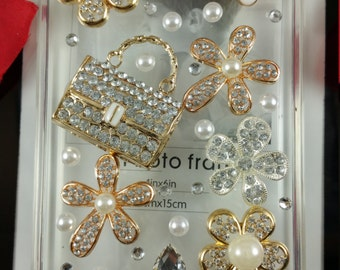 Samsung Note 4 My Personal Bling Phone (This phone is what started my store) Also (Free Shipping)