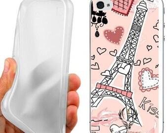 I love iphone 4 case cover Paris 4s