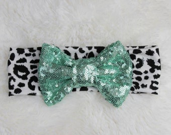 Minty Fresh Headband