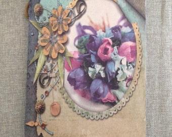 kraft paper envelope for gift