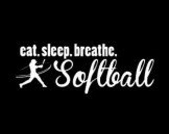 Personalized Softball T-Shirts