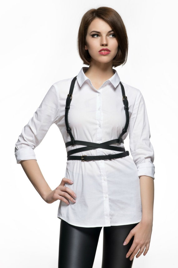 il_570xN.997240366_5lna leather harness belt womens leather belt triple underbust harness belt at crackthecode.co