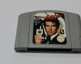 Nintendo 64 007 golden eye