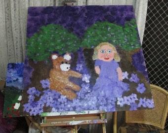 Child's Play by Australian Artist Deb Chilton