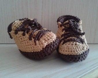 Boots baby Lumberjack type