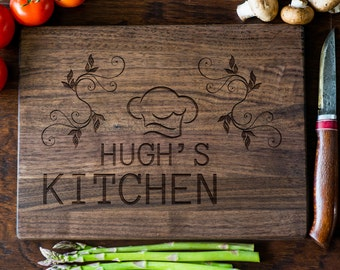 Gift for Mom, Personalized Cutting Board, Engraved Cutting Board, Chef Gift, Kitchen Decor, Gift,  Housewarming Gift, #3089