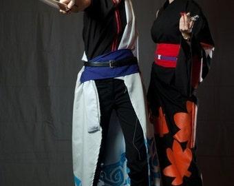 Tsukuyo kimono costume - Gintama cosplay ninja kunoichi