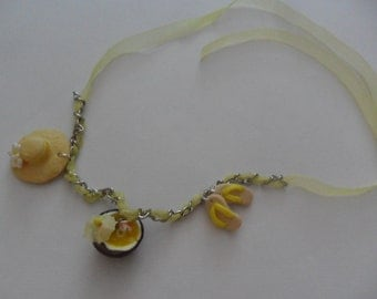 "Necklace/Bracelet ""Summer"""