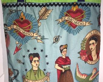Frida Kahlo Tate Bag