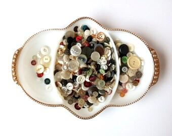 Button Bundle - Assorted Vintage Buttons