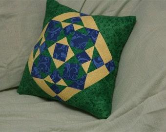 small throw pillow