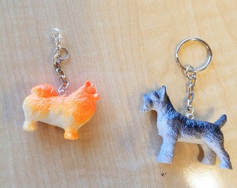 10 Pieces - Realistic 3D Dog Party Favor - Zipper Pulls
