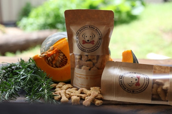 Pumpkin Dog Treat AUS