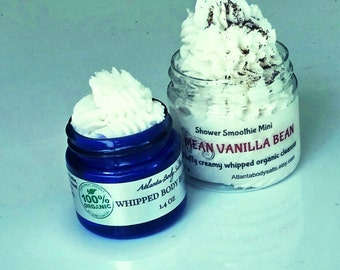 Whipped soap & body butter set organic whipped soap organic whipped body butter vegan body butter
