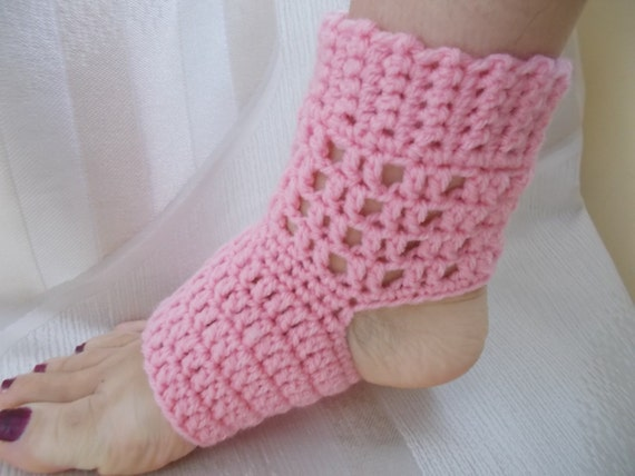 CROCHET PATTERN Crochet Yoga Socks PATTERN Yoga Socks