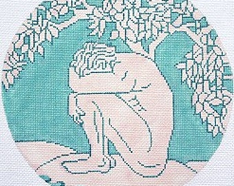 Adam & Eve Needlepoint Canvas (s)
