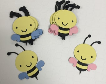 What will it Bee? Bee Gender Reveal Baby Shower Pick your guess