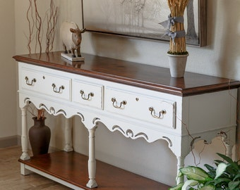 "Drexel ""Chatham Oaks"" French Country Inspired Buffet"