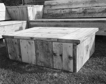 Coffee Table - The Barrel, Low Table